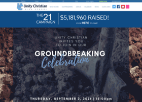 Unitychristian.net thumbnail