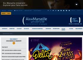 Univ-amu.fr thumbnail