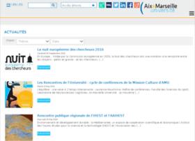 Univ-cezanne.fr thumbnail