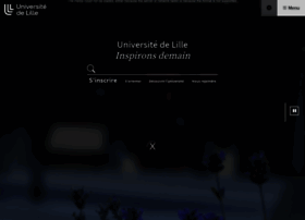 Univ-lille1.fr thumbnail