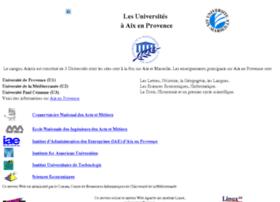Univ-mrs.fr thumbnail