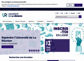 Univ-reunion.fr thumbnail