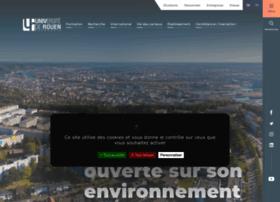 Univ-rouen.fr thumbnail