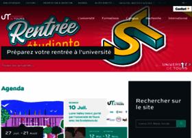 Univ-tours.fr thumbnail