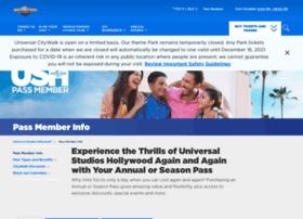 Universalannualpass.com thumbnail