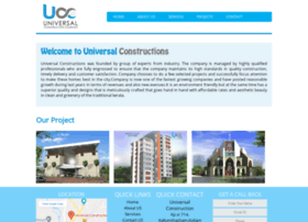 Universalconstructions.co.in thumbnail