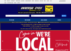 Universalcycle.ca thumbnail