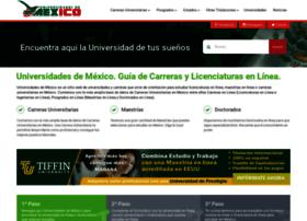 Universidadesdemexico.mx thumbnail