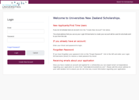 Universitiesnz.communityforce.com thumbnail