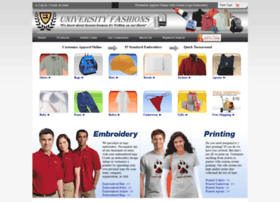 Universityfashions.com thumbnail