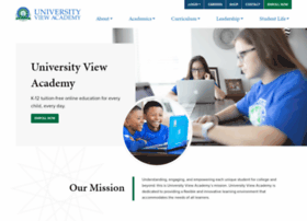 Universityview.academy thumbnail