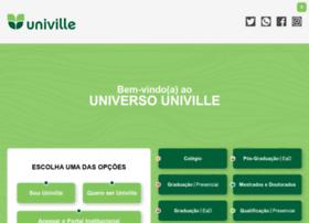 Univille.br thumbnail