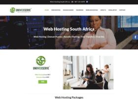 Uniwebserve.com thumbnail