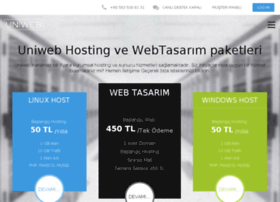 Uniwebtasarim.net thumbnail