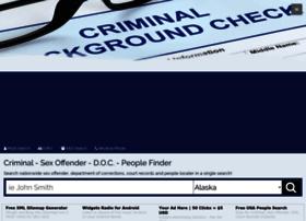 Unlimitedcriminalchecks.com thumbnail
