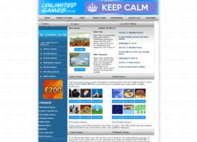 Unlimitedgames.co.uk thumbnail