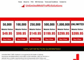 Unlimitedwebsitetrafficsolutions.info thumbnail