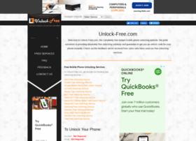 Unlock-free.com thumbnail