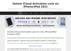 Unlock-icloud.info thumbnail