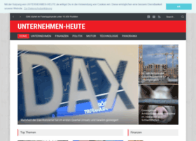 Unternehmen-heute.de thumbnail