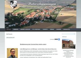 Unterschwaningen.de thumbnail
