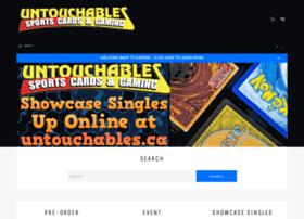 Untouchables.ca thumbnail