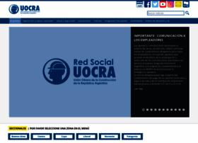 Uocra.org thumbnail