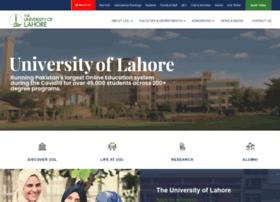 Uol.edu.pk thumbnail