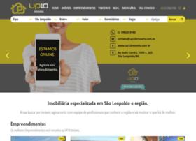 Up10imoveis.com.br thumbnail