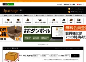 Upackage.jp thumbnail