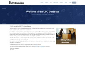 Upcdatabase.org thumbnail