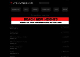 upcomingcons com at wi upcomingcons com anime conventions sci fi