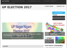 Upelection2017.in thumbnail