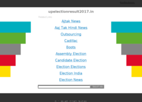Upelectionresult2017.in thumbnail
