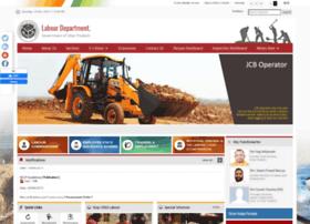 Uplabour.gov.in thumbnail
