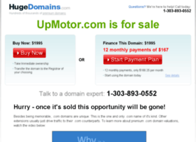 Upmotor.com thumbnail