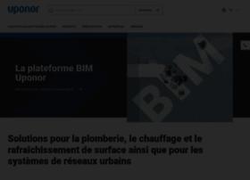 Uponor.fr thumbnail