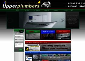 Upperplumbers.co.uk thumbnail