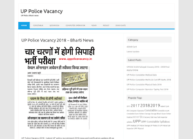 Uppolicevacancy.in thumbnail