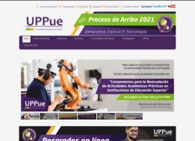 Uppuebla.edu.mx thumbnail