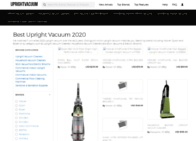 Uprightvacuum.info thumbnail