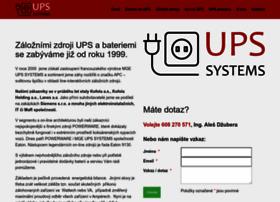 Ups-baterie.cz thumbnail