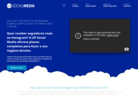 Upsocialmedia.com.br thumbnail