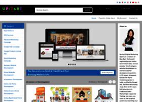 Upstartdigitalmarketingagency.in thumbnail