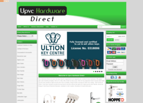 Upvchardwaredirect.co.uk thumbnail