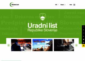Uradni-list.si thumbnail