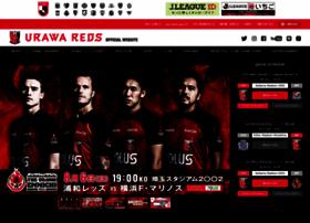 Urawa-reds.co.jp thumbnail
