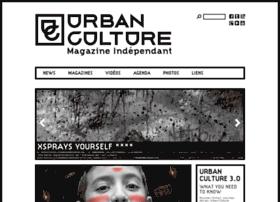 Urban-culture.fr thumbnail