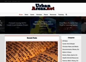 Urbanareas.net thumbnail