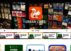 Urbancard.us thumbnail
